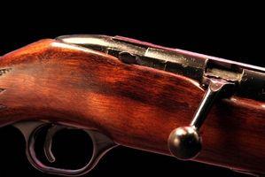 Cómo identificar antiguo Cerrojo Rifles