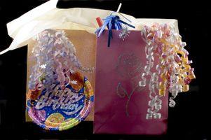 Ideas de regalos para un primer cumpleaños