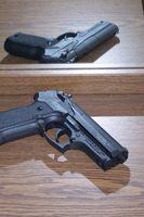 ¿Cómo se limpia la Heckler & Koch arma de mano?