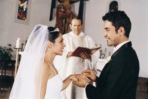 Requisitos para casarse en una iglesia metodista