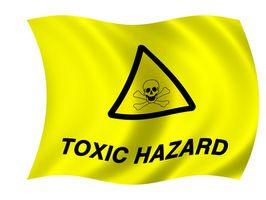Carbonato de sodio Toxicidad
