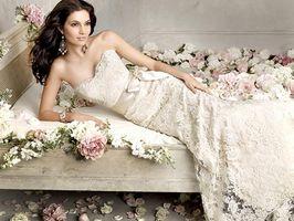 Cómo elegir un vestido de novia correctamente