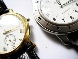 ¿Qué es el movimiento mecánico del reloj?