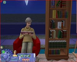 Cómo mantener a su conocimiento Sim feliz en Los Sims 2