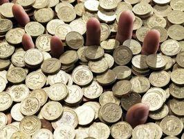 Qué hacer monedas Líquidos brillante?