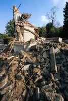 Lo que sucede metro durante un terremoto?
