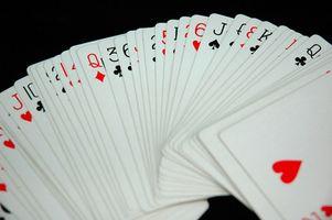 Reglas de Juego de cartas para 2 Man Corazones