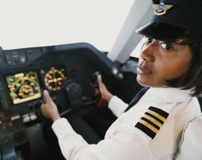 Regalos personalizados para los pilotos de avión