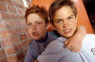Las estrategias utilizadas para el comportamiento agresivo en los niños disruptiva