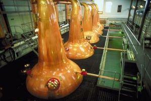Cómo calcular Destilación