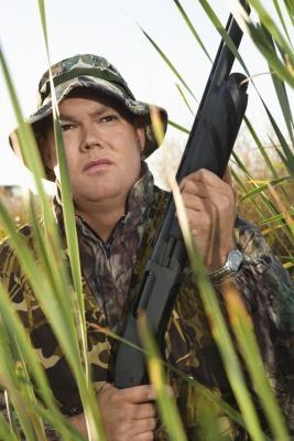 Cómo poner en una honda del arma sobre una escopeta Remington 870