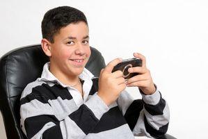 Cómo reemplazar una batería interna en Game Boy Advance Juegos