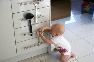 Cómo hacer un hogar seguro para un bebé