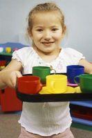 Actividades para niños en edad preescolar Reunión nuevos compañeros de clase