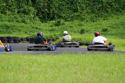 Cómo construir tu propio Racing Go-Kart
