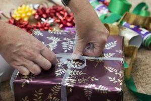 Regalos de Navidad para los profesores y el personal