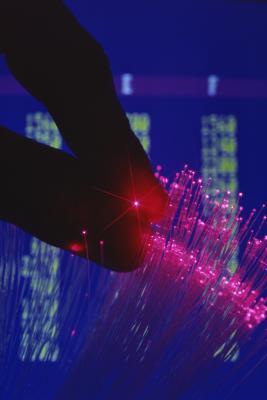 Las computadoras que utilizan la luz para que los procesos
