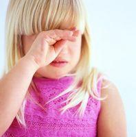 Irritabilidad y el cambio de comportamiento repentino en niños pequeños