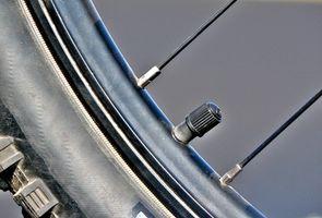 Cómo hacer un Spinner viento de una rueda de bicicleta