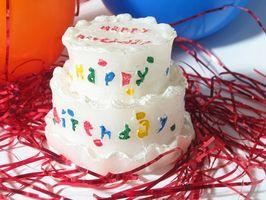Snacks saludables para el cumpleaños de un niño