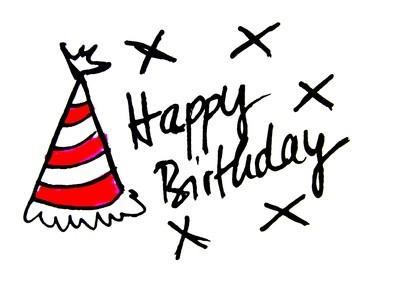 Ideas de la invitación tarjeta de cumpleaños para niños '
