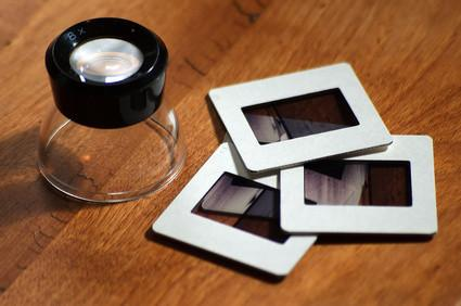 Cómo eliminar el moho de las diapositivas de imágenes