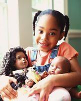 Cómo hacer un escritorio del papel secante para su muñeca American Girl