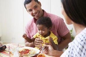 Cinco necesidades básicas de los bebés y niños pequeños
