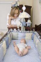 ¿Qué tipo de ropa de cama es bueno para los recién nacidos?