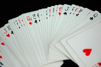 Juegos de cartas para jugar en casa