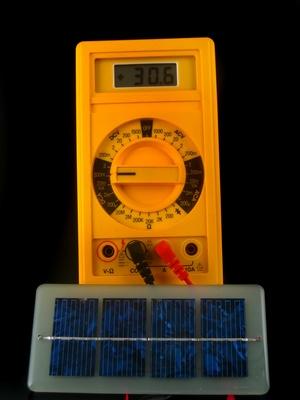 Cómo hacer de hidrógeno con los paneles solares