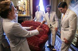 ¿Puede un hombre usar un traje Sirsaca a una boda?