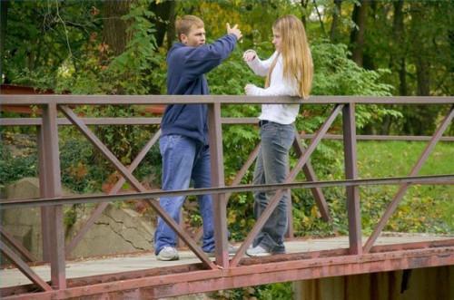 Cómo detener la violencia en el noviazgo