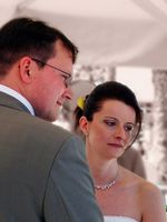 Promesas de matrimonio tradicional mexicana