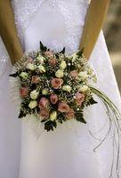Cómo hacer fresco ramo de flores para una novia