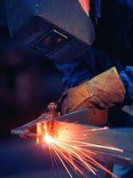 Cómo producir gas de Brown para soldar metales