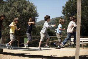 Actividades para niños muy activos