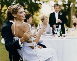 Ideas para el portatarjetas del lugar de en las bodas