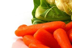 Cómo hacer que los alimentos para niños Fuera de frutas y verduras