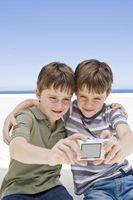 Las mejores cámaras para niño de seis años de antigüedad