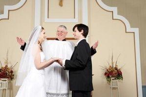 Cómo registrar como un ministro de la boda en Oregon