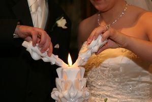 El significado de velas de la unidad