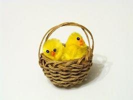 Consejos Pascua Cesta para niños pequeños