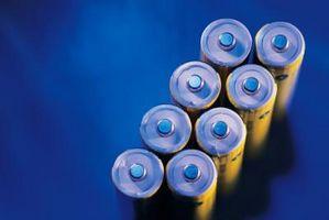 Proyectos de Ciencias de la escuela acerca de las pilas