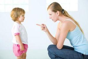 Influencia de los padres sobre el comportamiento de niños y estilos de crianza
