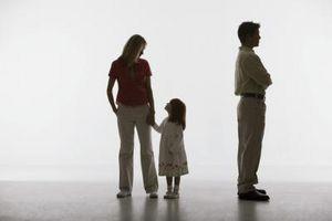 Cómo ayudar a los niños Ajuste Después de una Visita