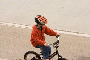 Cómo medir las bicicletas para niños