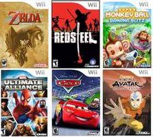 Acerca de los juegos de Wii