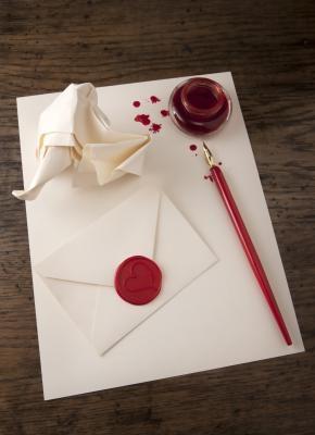 Pasos para hacer tarjetas hechas en casa de Valentine