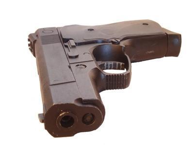 Cómo correctamente Vista en una pistola